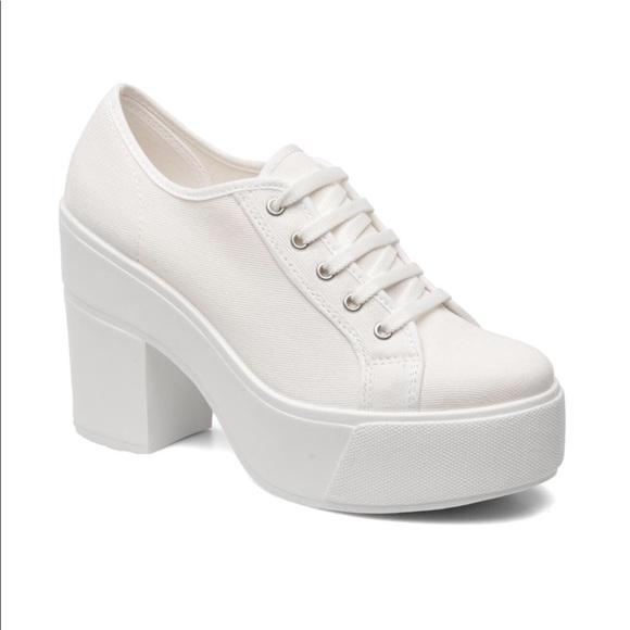 eeb4adb70bb Shelly s London Funcluo Sneaker Heel. M 5be26dfc12cd4ae887c53b33